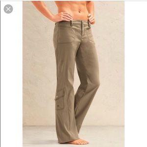 Athleta Dipper Hiking Trail Wide Leg Pants 4